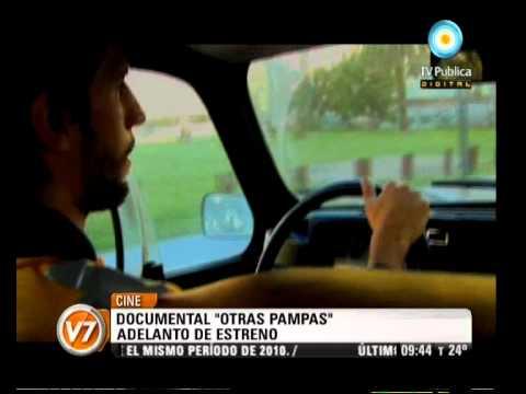 "Visión Siete: Cine: Documental ""Otras pampas"""