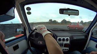 Vaison Piste 106 1.6L xsi vs super 5 GT turbo