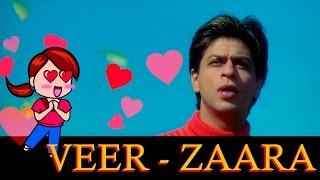 Mi película recomendada VEER - ZAARA con SHAHRUKH KHAN