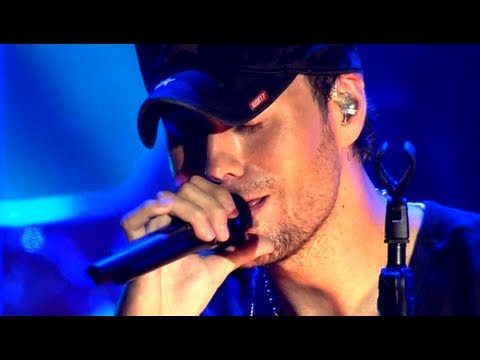 Enrique Iglesias - Ring my bells (LIVE)
