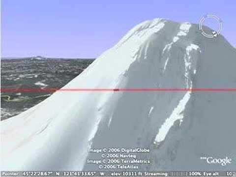 Missing on Mount Hood