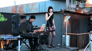 �������� ���� Дуэт Jazz-W.A.V.E. в ресторане Volga ������