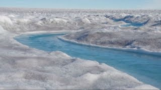 Greenland ice melt and the connection to rise in algae growth thumbnail