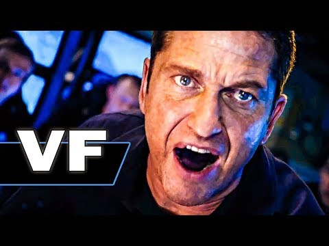 HUNTER KILLER Bande Annonce VF 2018 Action, Thriller