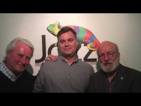 Jazz FM Interview with Jim Richardson + Martin Hummel