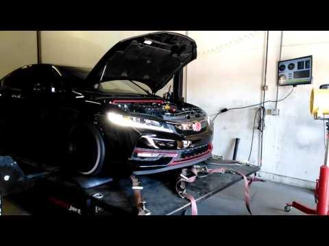 2016 Honda Accord 6-6 Dyno Day!