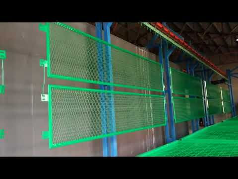 Expanded Metal Mesh - Light Duty