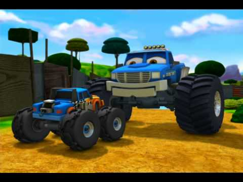 Bigfoot Presents: Meteor and the Mighty Monster Trucks  Episode 47  Like Father, Like Son