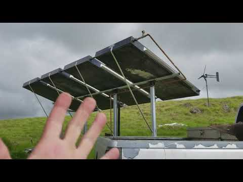 99% Done Plumbing Solar Hot Water System
