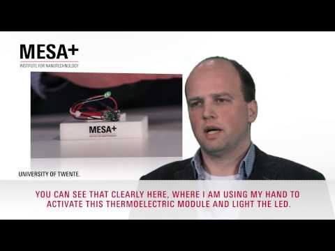 Minicollege Nanomaterials for Energy, Mark Huijben, MESA+