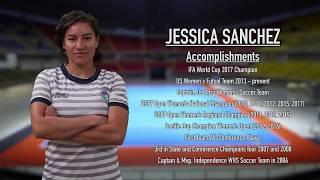 Futsal Showreel: Jessica Sanchez