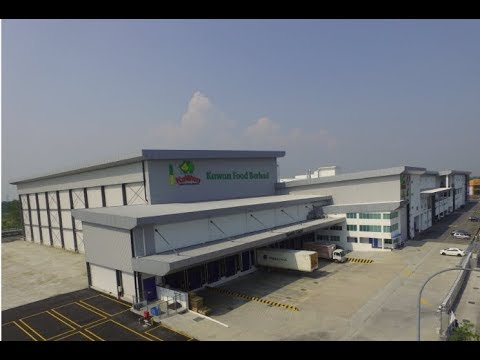 Kawan Food Manufacturing Facility in Pulau Indah