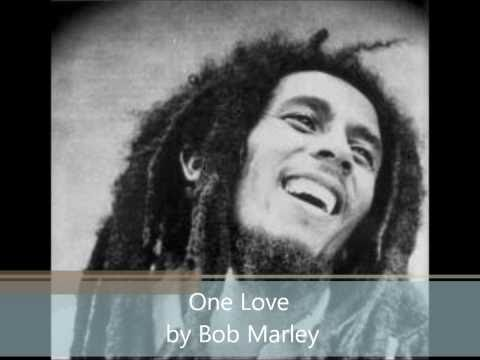 Bob Marley-One Love (People Get Ready) W/lyrics