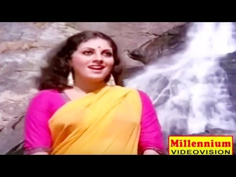 Malayalam Evergreen Film Song   Thuduthude Thudikkunnu   VANADEVATHA   P Madhuri