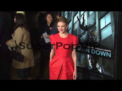 Ashley Bell at Dead Man Down Los Angeles Premiere 2/26/20...