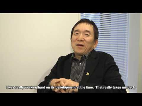 #Pokemon20   The Pokémon Company's Tsunekazu Ishihara