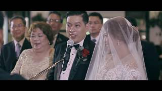 Juan Paolo and Rhona On Site Wedding Film by Nice Print Photography
