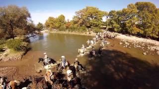 Cabalgata Arrieros del Mezquital