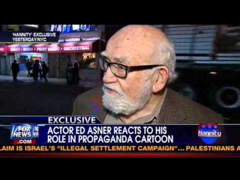 Ed Asner to Hannity Producer: 'Can I Piss on You?'