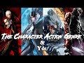 The Character Action Genre & You: What is Character Action?
