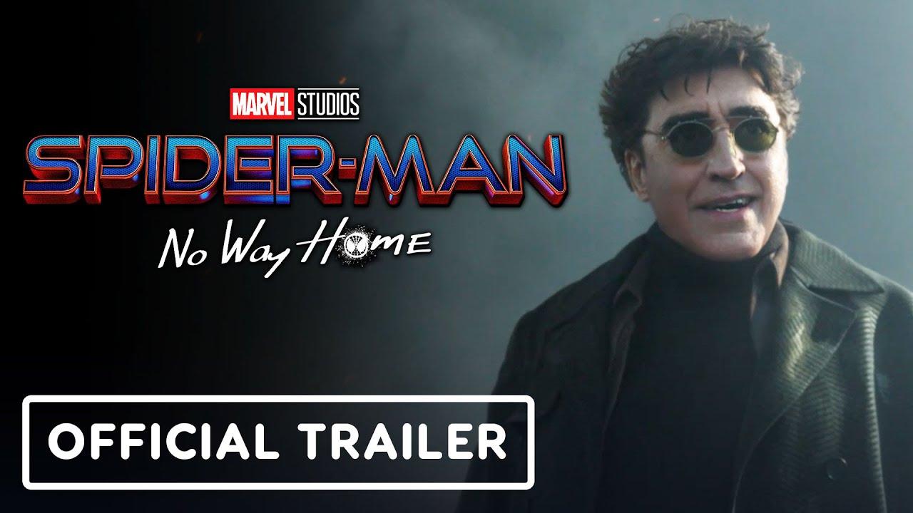 Download Spider-Man: No Way Home - Official Trailer (2021) Tom Holland, Benedict Cumberbatch, Zendaya