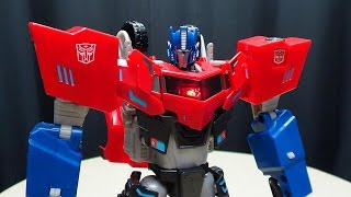 Takara Transformers Adventures OPTIMUS PRIME: EmGo