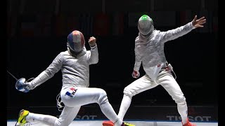 Modern Sabre Fencing: What's Going On.