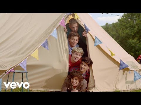 Live While We're Young (4k Video)