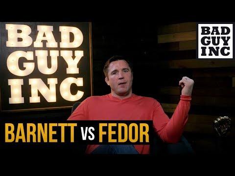 Is Josh Barnett fighting Fedor?