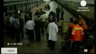История терактов в Московском метро