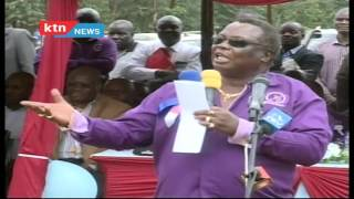 """I danced with your parents. You should respect me,"" Angry Francis Atwoli tells UhuRuto"