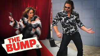 John Morrison's official return to WWE programming: WWE's The Bump, Dec. 11, 2019