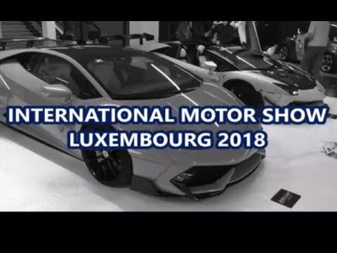 International Motor Show Luxembourg 2018 - BM48