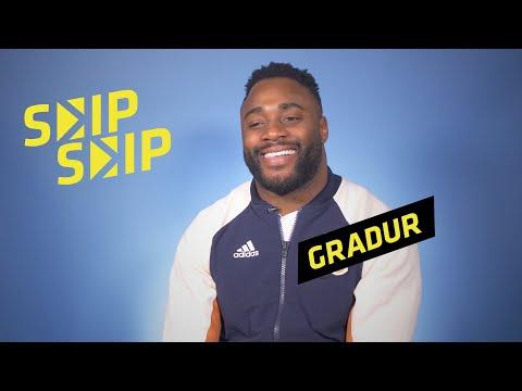 Youtube: Gradur: » J'ai toujours écouté de la musique congolaise»  | Skip Skip