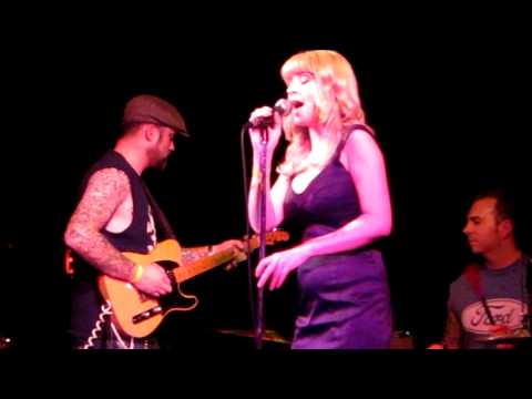 jennifer westwood & the waycross georgia farmboys - pour some sugar on me