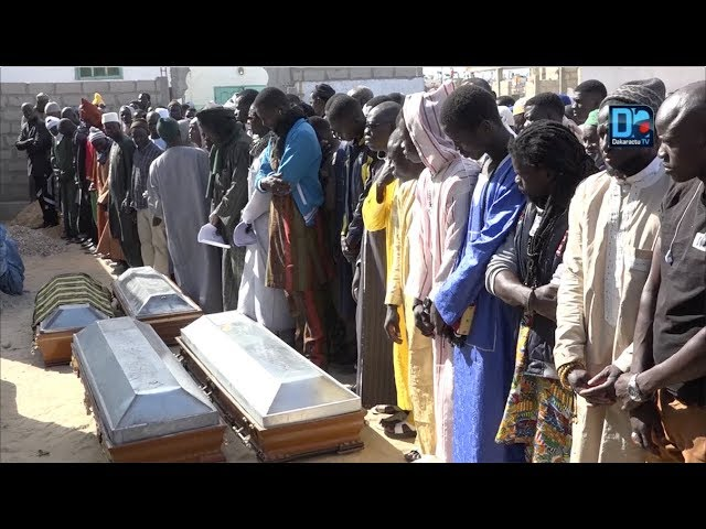 Levée du corps des quatre pêcheurs : Guèt Ndar déverse sa colère sur Oumar Guèye