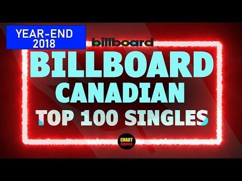 Billboard - Year-End 2018 - HOT 100 | CANADA Single Charts | ChartExpress Mp3