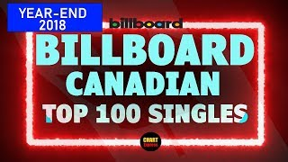 Billboard - Year-End 2018 - HOT 100 | CANADA Single Charts | ChartExpress