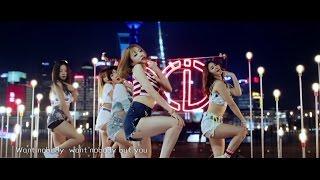 EXID - CREAM (中国語ver) MV