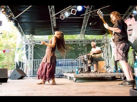 Light in Babylon - Live at Ancient Trance festival