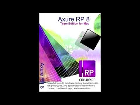 Axure RP Pro 8 1 0 3366 Crack