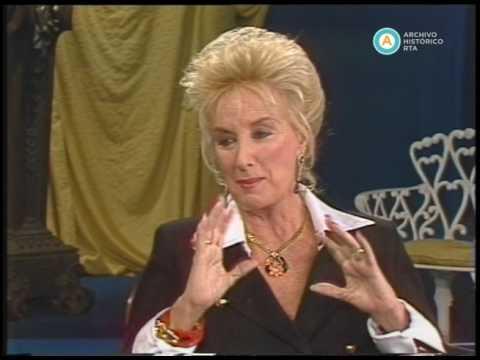 Almorzando con Mirtha Legrand: de Sergio Renán a Goycochea, 1991 (parte I)