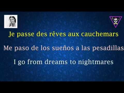 Adolescente Pirate - Léa Paci (Paroles) (Letra en Español) (Lyrics)