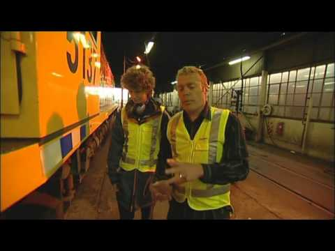 A Career as a Train Driver (JTJS32008)