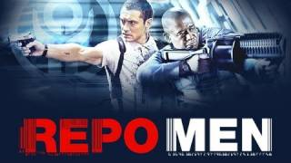 """REPO MEN"" Jude Law, Forest Whitaker 