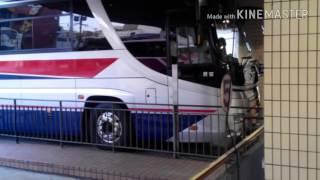 11月11日撮影、佐世保駅前で撮った レアなバス (まとめ)