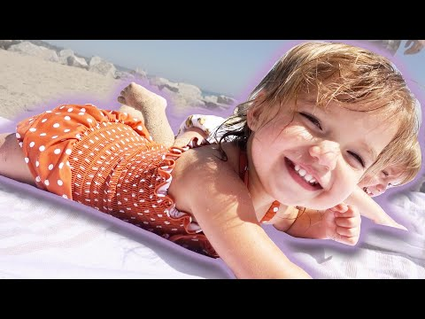 MALIBU BABY BEACH DAY | SPRING BREAK FUN
