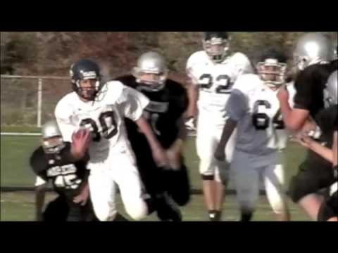 MAPLETON MIDDLE SCHOOL FOOTBALL 2011