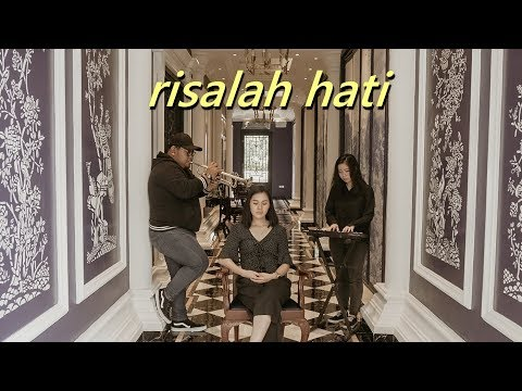 Dewa 19 - Risalah Hati (eclat acoustic cover ft. Ius & Denise)