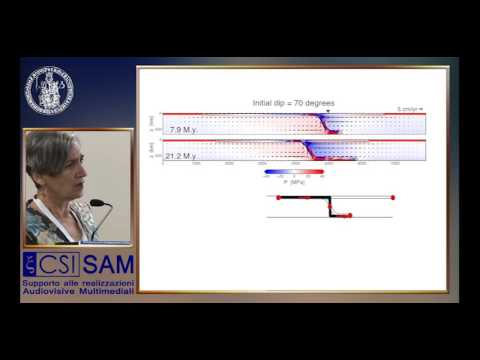 Leigh Royden - The Interdependence of Plate Coupling Processes, Subduction Rate, and.......